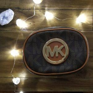 Michael Kors small cosmetics bag